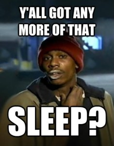 gotsleep