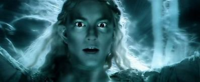 Letting my inner nerd show with this Lord of the Rings reference #galadriel
